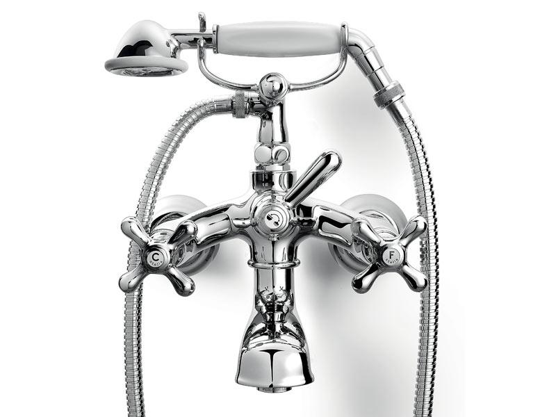 Rubinetterie stella prodotti per il bagno e sanitari - Rubinetteria bagno bianco oro ...