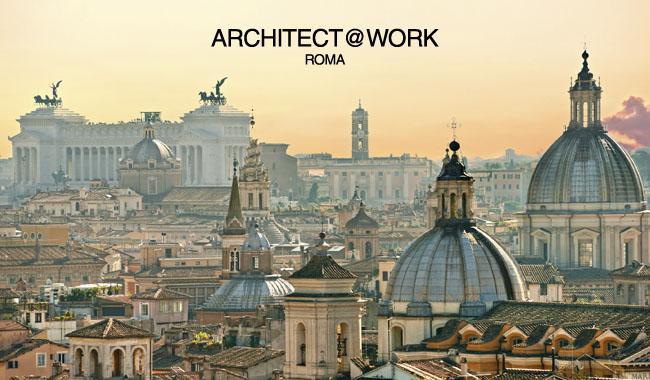 Architect@Work ROMA