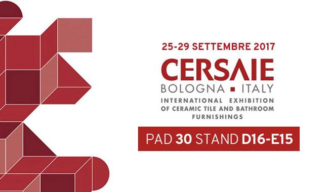 CERSAIE 2017 Bologna