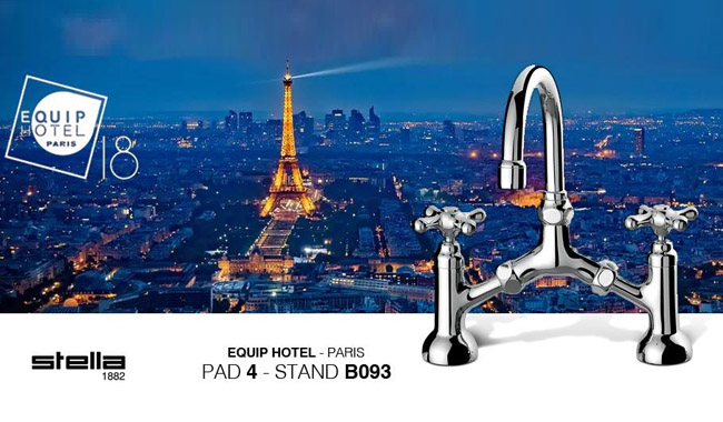 Equip Hotel Paris 2018