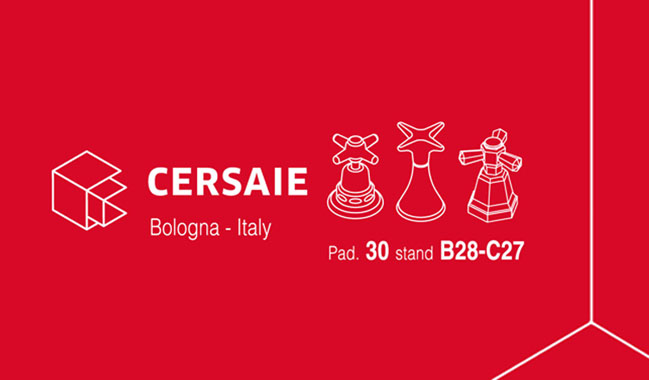 Cersaie Bologna 23/27-09-2019